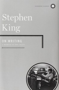 book cover - On Writing