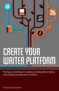 cover art - create your writer platform
